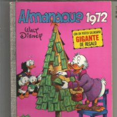Tebeos: DUMBO EDICIONES RECREATIVAS Nº 83 ALMANAQUE 1972. Lote 180009503