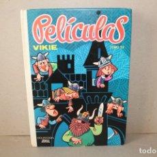 Tebeos: PELICULAS, WALT DISNEY: TOMO Nº 53 / TOMO LXIII: VIKIE - ERSA COLECCION JOVIAL, AÑO 1982. Lote 180023886