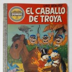 Tebeos: COLECCIÓN DUMBO. NO. 123 - EL CABALLO DE TROYA.. Lote 180140103