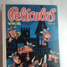 Tebeos: PELICULAS TOMO 53, CON VIKIE EL VIKINGO, EDITORIAL ERSA. Lote 180150392