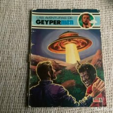 Tebeos: AVENTURAS DE GEYPERMAN Nº 9 -EDITA : EDICIONES RECREATIVAS. Lote 180348707