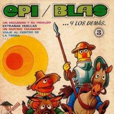 Tebeos: COMIC EPI BLAS Y LOS DEMAS, Nº 3; ABRETE SESAMO; EDICIONES RECREATIVAS, ERSA. Lote 182562453