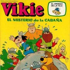 Tebeos: VIKIE EL VIKINGO - Nº 44 EL MISTERIO DE LA CABAÑA - EDICIONES RECREATIVAS. Lote 182567543