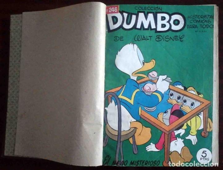 DUMBO 246, 286, ALBUM DE VACACIONES 1957 1958 ALBUM DE PRIMAVERA 1956 EL HALCÓN DE ORO, SUPER RATON. (Tebeos y Comics - Ersa)