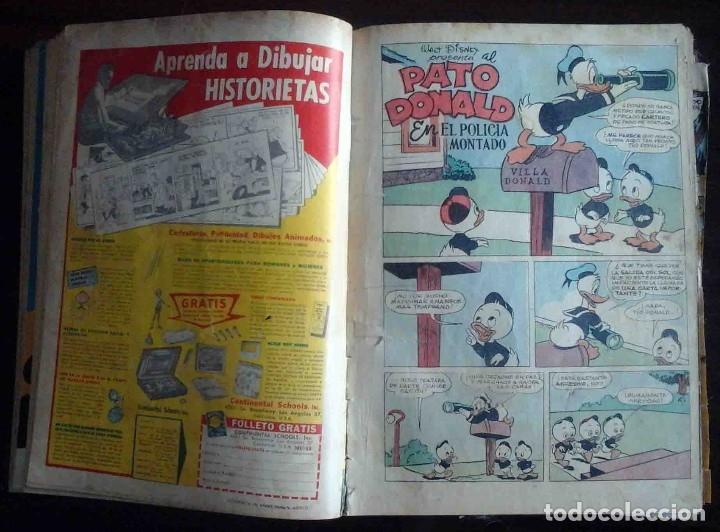 Tebeos: Dumbo 246, 286, Album de vacaciones 1957 1958 Album de Primavera 1956 El halcón de oro, Super Raton. - Foto 5 - 182782811