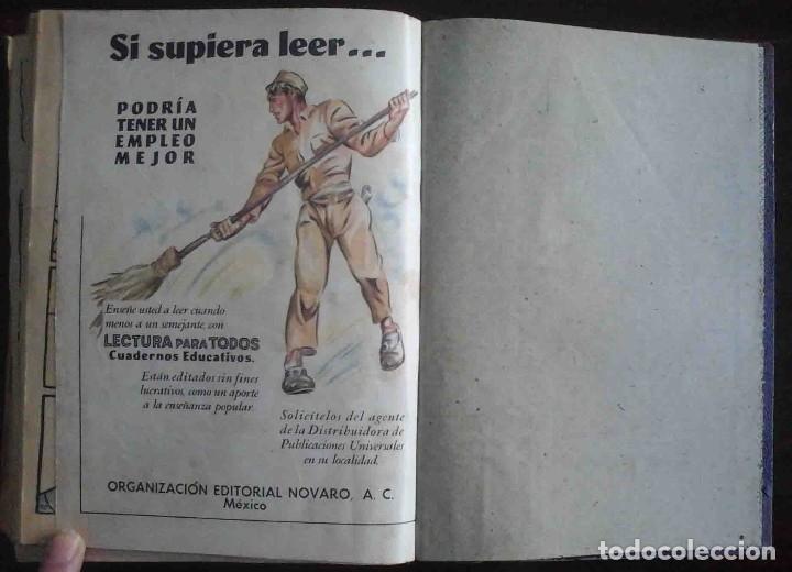 Tebeos: Dumbo 246, 286, Album de vacaciones 1957 1958 Album de Primavera 1956 El halcón de oro, Super Raton. - Foto 14 - 182782811