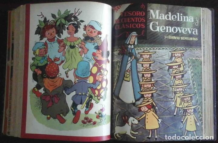 Tebeos: Dumbo Nº 382, Almanaque 1958 y 1959, Vidas ejemplares, Album El Pájaro Loco y Cuentos clásicos - Foto 11 - 182785885