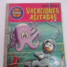 Tebeos: COLECCION DUMBO Nº 102 VACACIONES AGITADAS BUEN ESTADO EDITORIAL ERSA CX29. Lote 183616331