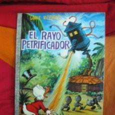Tebeos: EL RAYO PETRIFICADOR. COLECCION Nº 51 DUMBO. EDICIONES RECREATIVAS E.R.S.A. 1969. EN PERFECTO ESTADO. Lote 187422968