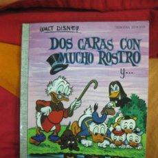 Tebeos: DOS CARAS CON MUCHO ROSTRO. COLECCION Nº 11 DUMBO. EDICIONES RECREATIVAS E.R.S.A. 1969. Lote 187423325