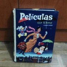 Tebeos: PELICULAS WALT DISNEY CUARTO TOMO IV Nº4 COLECCIÓN JOVIAL 1977 MARY POPINS Y OTROS. Lote 188418485