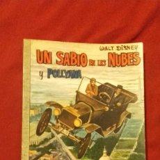 Tebeos: DUMBO 43 - UN SABIO EN LAS NUBES Y POLLYANA - RUSTICA. Lote 191025602