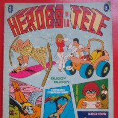 Tebeos: TEBEO HEROES DE LA TELE BUGGY BUGGY Nº3 ED. RECREATIVAS . Lote 191797885