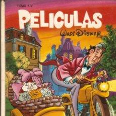 Tebeos: PELICULAS WALT DISNEY - TOMO XIV- Nº 14 - COLECCIÓN JOVIAL - 1ª EDICIÓN, 1971.. Lote 246865275