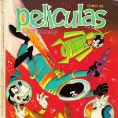 Tebeos: PELICULAS WALT DISNEY - TOMO 43 - COLECCION JOVIAL - EDICIONES RECREATIVAS (ERSA) 1979.. Lote 193025526