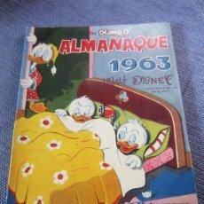 Tebeos: COLECCION DUMBO-ALMANAQUE 1963- ERSA. Lote 194070593