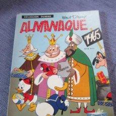 Tebeos: COLECCION DUMBO-ALMANAQUE 1965- ERSA. Lote 194070788