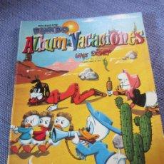 Tebeos: COLECCION DUMBO-ALBUM DE VACACIONES 1963- ERSA. Lote 194071340