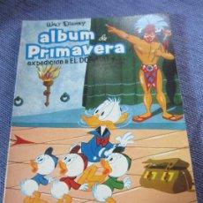 Tebeos: COLECCION DUMBO-ALBUM DE PRIMAVERA 1965- ERSA. Lote 194072070