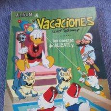 Tebeos: COLECCION DUMBO-ALBUM DE VACACIONES 1965- ERSA. Lote 194072208
