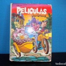 BDs: LIBRO CÓMIC PELÍCULAS E.R.S.A. WALT DISNEY. TOMO XIV. COLECCIÓN JOVIAL. 1972. . Lote 194194413