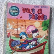 Tebeos: COMIC DUMBO ERSA DISNEY 97 VIAJE AL PASADO. Lote 194333514