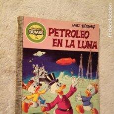 Tebeos: COMIC DUMBO ERSA DISNEY 112 PETROLEO EN LA LUNA. Lote 194334529