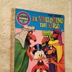 Tebeos: COMIC DUMBO ERSA DISNEY 92 EL VELLOCINO DE ORO BUEN ESTADO. Lote 194337490