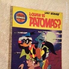 Tebeos: COMIC DUMBO ERSA DISNEY 134 QUIEN ES PATOMAS?. Lote 194339112