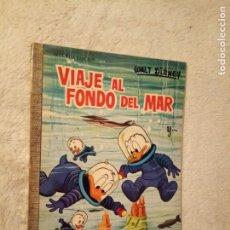 Tebeos: COMIC DUMBO ERSA DISNEY 59 VIAJE AL FONDO DEL MAR BUEN ESTADO. Lote 194339366