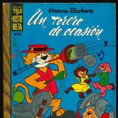 Tebeos: TELE HISTORIETA - ERSA / NÚMERO 16 (HANNA BARBERA). Lote 194972566