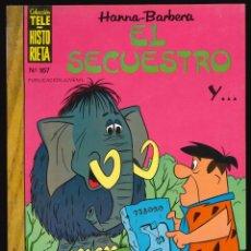 Tebeos: TELE HISTORIETA - ERSA / NÚMERO 167 (HANNA BARBERA). Lote 195127957