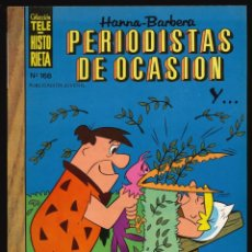 Tebeos: TELE HISTORIETA - ERSA / NÚMERO 168 (HANNA BARBERA). Lote 195129066