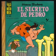 Tebeos: TELE HISTORIETA - ERSA / NÚMERO 169 (HANNA BARBERA). Lote 195130348