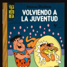 Tebeos: TELE HISTORIETA - ERSA / NÚMERO 172 (HANNA BARBERA). Lote 195131065