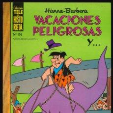 Tebeos: TELE HISTORIETA - ERSA / NÚMERO 174 (HANNA BARBERA). Lote 195131916