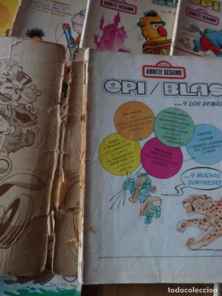 Tebeos: 9 COMICS EPI BLAS Y LOS DEMÁS - Foto 2 - 195180726