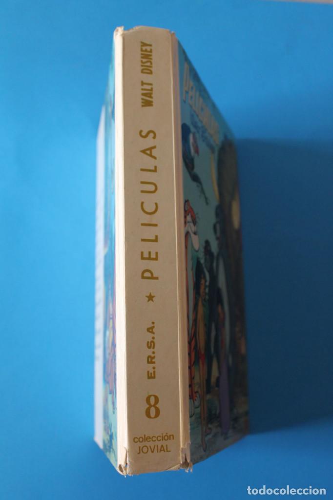 Tebeos: Películas Walt Disney - Nº8 - Colección Jovial - Octavo Tomo - Foto 6 - 195344063