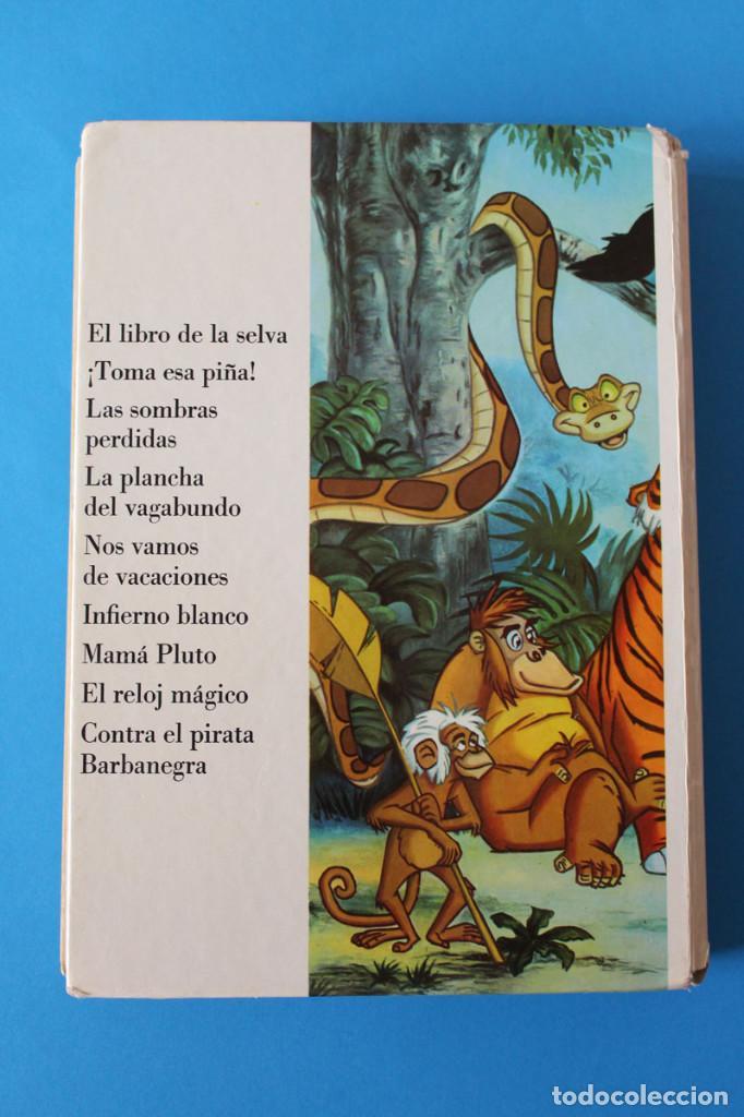 Tebeos: Películas Walt Disney - Nº8 - Colección Jovial - Octavo Tomo - Foto 7 - 195344063
