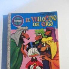 Tebeos: COLECCIÓN DUMBO - Nº 92 - EL VELLOCINO DE ORO - ERSA - 1976 CX44. Lote 195544092