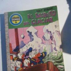 Livros de Banda Desenhada: COLECCIÓN DUMBO - Nº 96 EL SECRETO DEL GLACIAR - ERSA - 1976 CX44. Lote 195544177