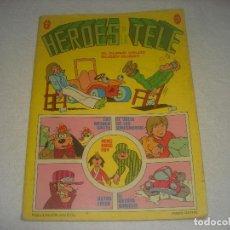 Livros de Banda Desenhada: HEROES DE LA TELE N. 31. EL SUPER VELOZ BUGGY BUGGY.. Lote 196489415