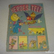 Livros de Banda Desenhada: HEROES DE LA TELE N. 19 . LOS AUTOS LOCOS.. Lote 196490055