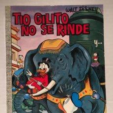 BDs: COLECCION DUMBO Nº 57 TIO GILITO NO SE RINDE Y... EDITADO EN AÑO 1969. Lote 196525467
