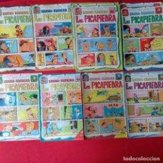 Tebeos: 20 COMICS LOS PICAPIEDRA HANNA -BARBERA EDICIONES RECREATIVAS SA ERSA. Lote 198740443