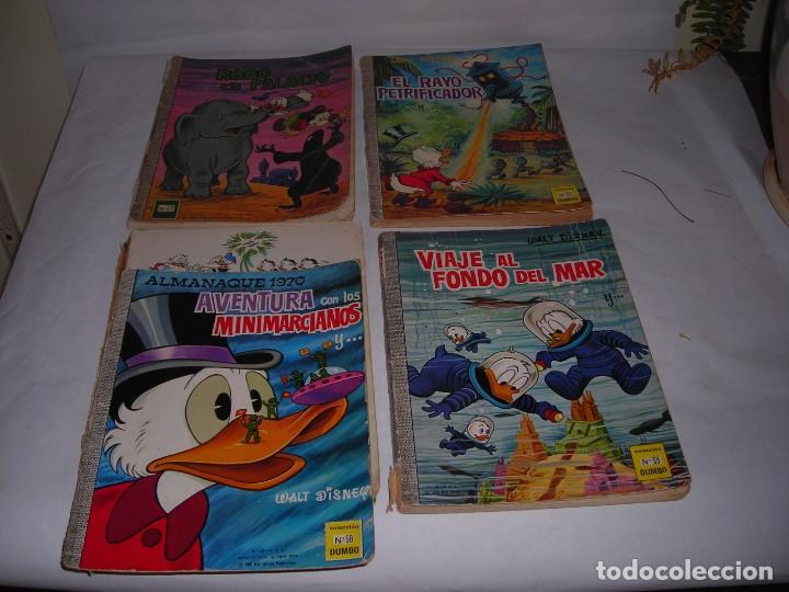 COLECCION DUMBO WALT DISNEY (Tebeos y Comics - Ersa)