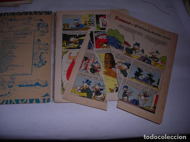 Tebeos: coleccion dumbo walt disney - Foto 5 - 198915010