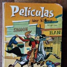 Tebeos: PELICULAS WALT DISNEY - TOMO 7 SEPTIMO - COLECCION JOVIAL ERSA. Lote 198981947