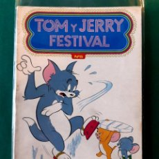 Tebeos: TOM Y JERRY FESTIVAL Nº 5. Lote 199275041