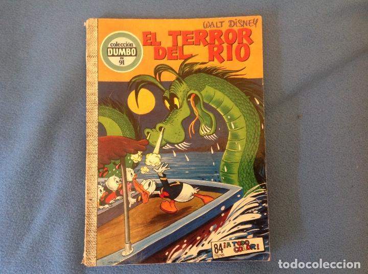 DUMBO 91 (Tebeos y Comics - Ersa)